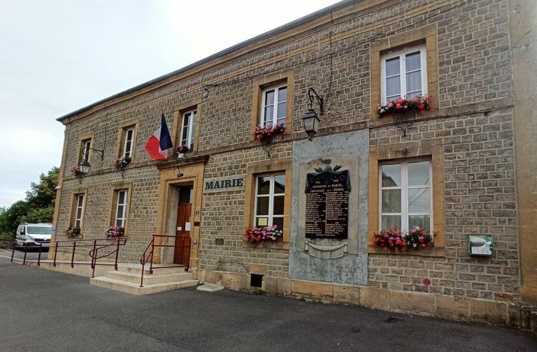 Modification des horaires d'accueil de la Mairie