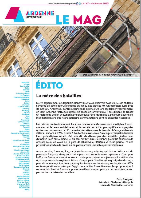 Ardenne Métropole – Le Mag