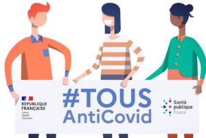 Application et Attestation TousAntiCovid