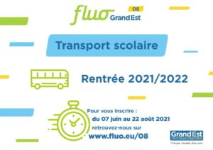 Read more about the article Inscriptions transports scolaires