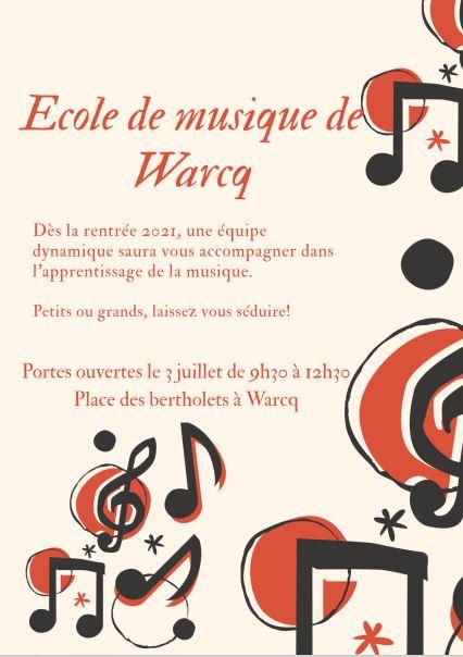 Read more about the article Ecole de musique – portes ouvertes
